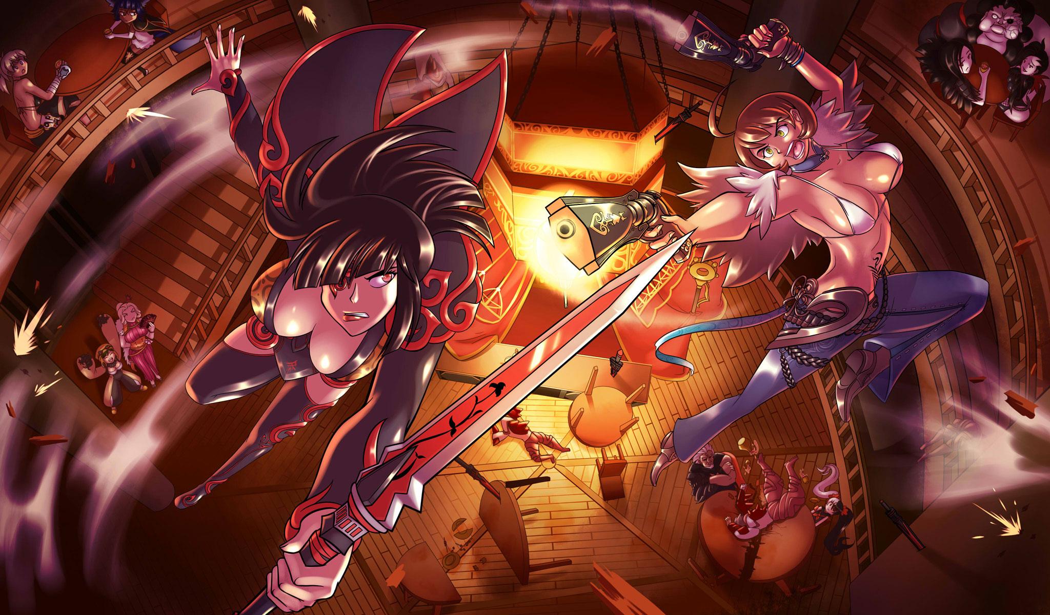 Blade soul chris lee gumiabroncs Choice Image