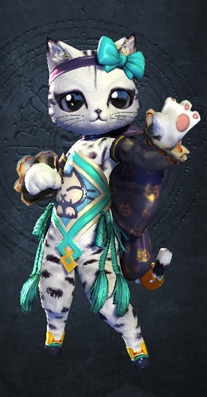 Enchanted Cat Set