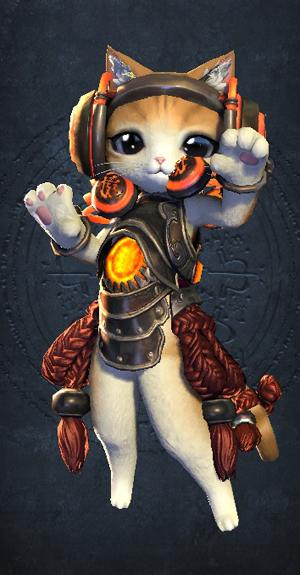 Iron Kitty Set